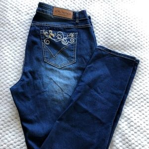 Suzanne Betro New Jeans
